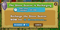 Recharge Beacon