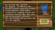 Sea Monster Pro Lake