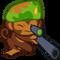 Sniper Monkey Icon
