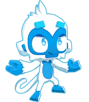 Ice Monkey | Bloons Wiki | FANDOM powered by Wikia
