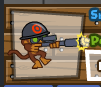 Semiautomatic rifle btd5