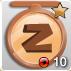 Z Factor Bronze