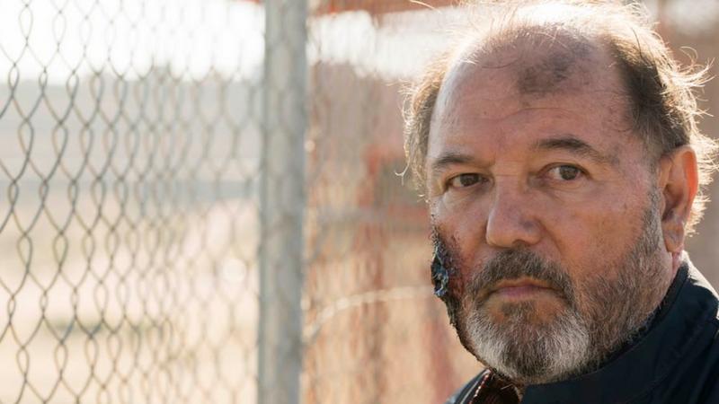Fear the Walking Dead Daniel Salazar
