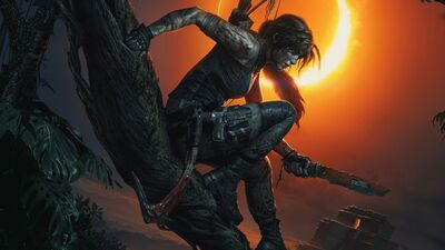 'Shadow Of The Tomb Raider' Offers Slick, But Familiar-Feeling Fun