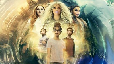 'A Wrinkle in Time' Review: A Stranger Movie Trapped Inside a Safer One