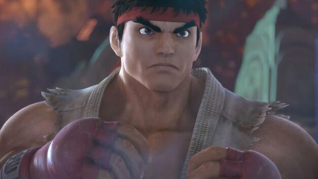 Ryu - Marvel vs Capcom Infinite Roster
