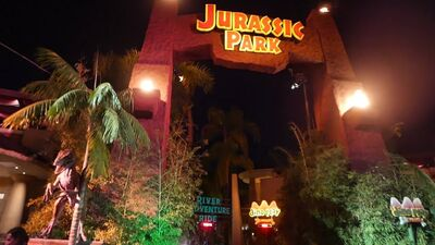 Jurassic Park and Other Theme Park Rides About to Go Extinct