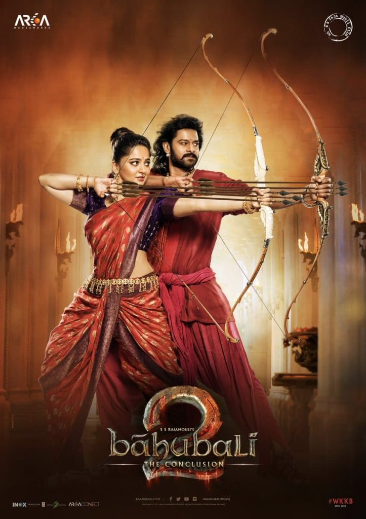 Image result for bahubali 2 poster