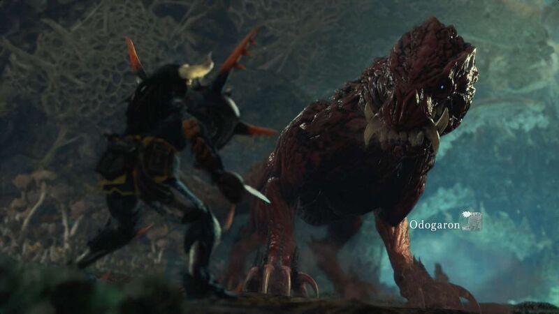 Monster Hunter guide Odogaron