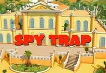 Spy Trap Titlecard
