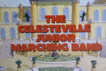 The Celesteville Junior Marching Band Titlecard