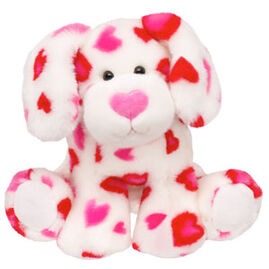 Hearts fur you puppy