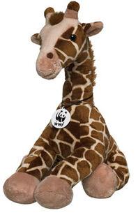Wwf giraffe