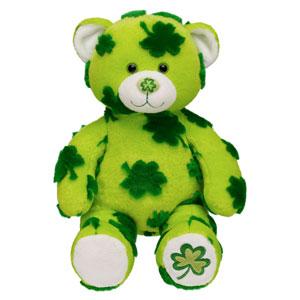 Beary o lucky teddy