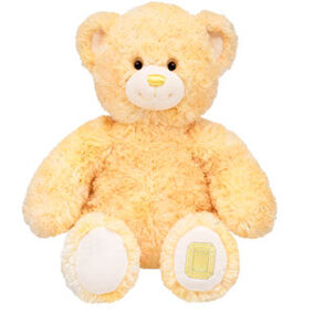 Treasured topaz teddy