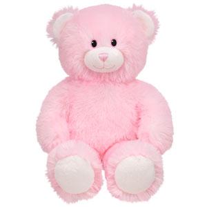 Sweet cuddles teddy pink