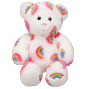 Summer hugs bear