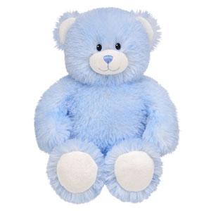 Sweet cuddles teddy blue