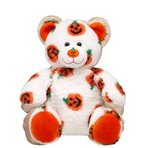 Pawsome pumpkin teddy