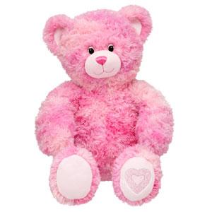 Precious pink teddy