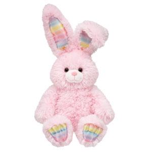 Pawsome pink bunny