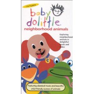 baby dolittle neighborhood animals baby einstein wiki