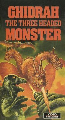 Ghidorah, The 3-Headed Monster