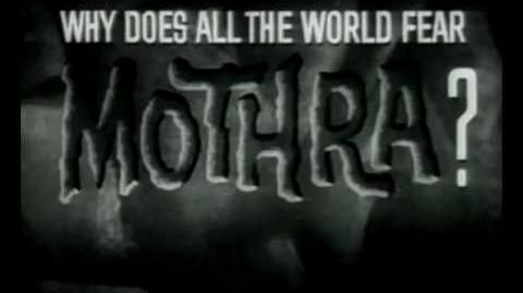 Mothra teaser and trailer