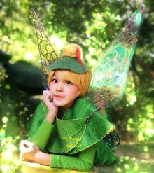 TinkerBell At Disney Parks