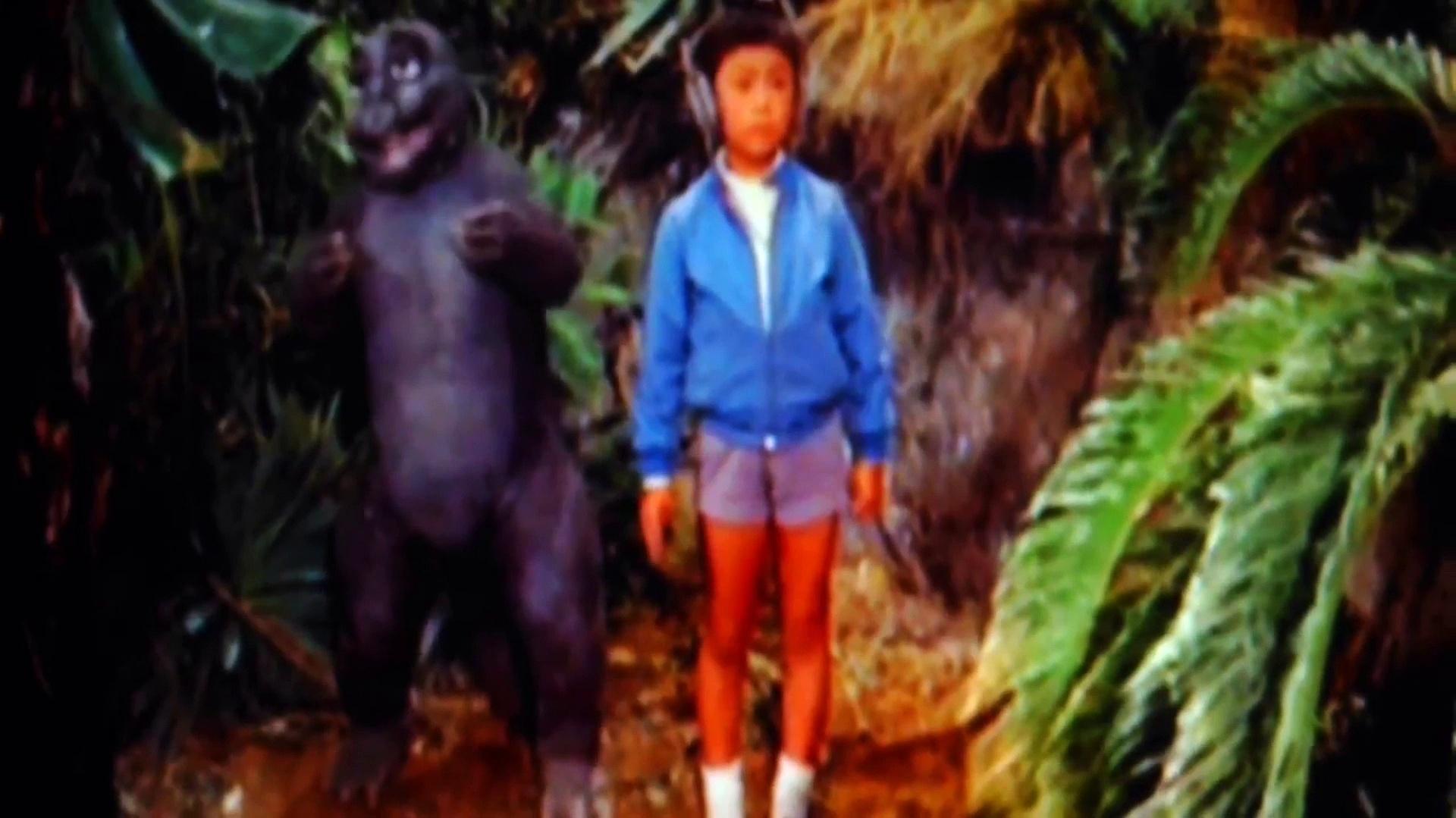 Godzilla's Revenge Sitcom Part 2