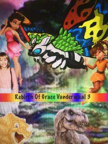 Rebirth Of Grace Vanderwaal 3 Poster