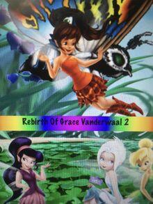 Rebirth Of Grace Vanderwaal 2 Poster