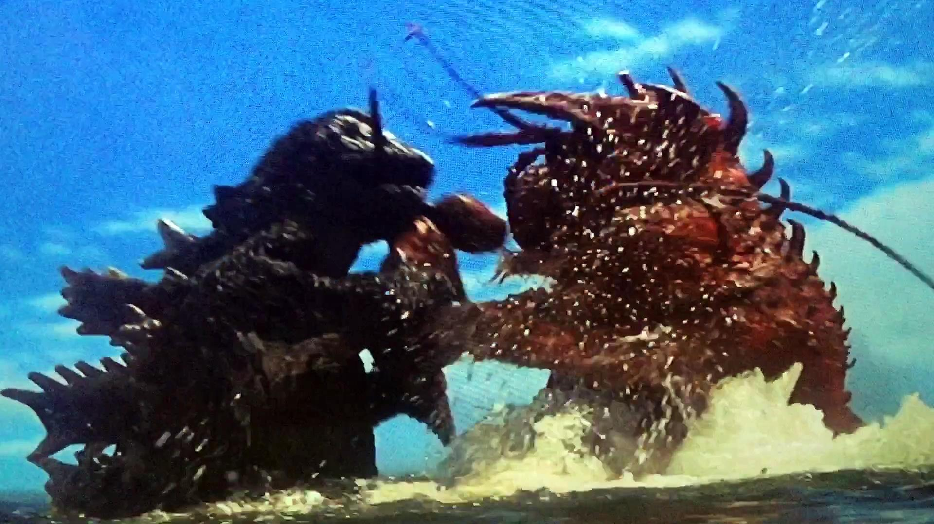 Godzilla VS The Sea Monster Sitcom Part 2