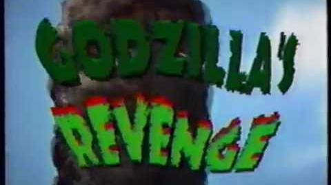 Godzilla's Revenge (1969) Trailer (VHS Capture)