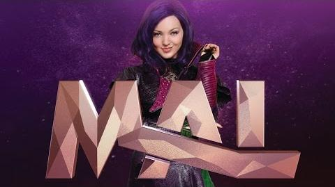 Meet The Villain Kids- Mal - Dove Cameron - Disney Descendants
