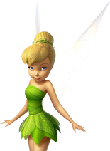 TinkerBell's Pose