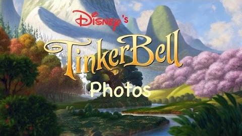 Disney's TinkerBell Photos