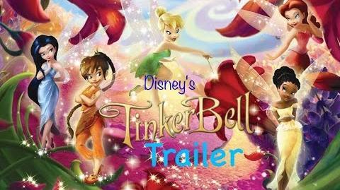 Disney's TinkerBell Trailer