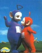 Tinky-Winky And Po