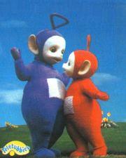 Tinky-Winky And Po
