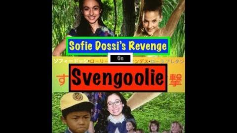 Svengoolie- Sofie Dossi's Revenge On Svengoolie
