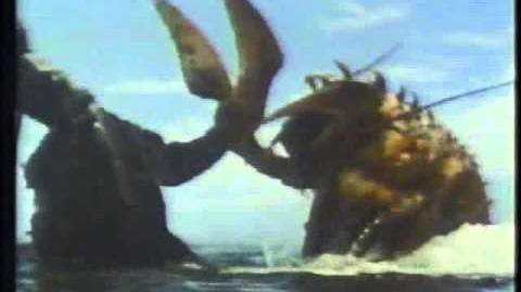 CHiPs & Godzilla vs. The Sea Monster 1989 WTBS Promo