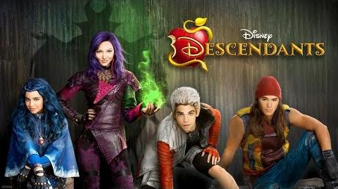 Meet The Villain Kids Vlog - Disney Descendants