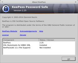 KeePass2.25-Main