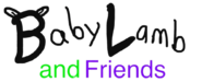 Baby Lamb & Friends 2016 logo