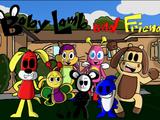 Baby Lamb & Friends