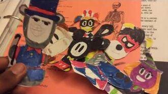 Baby Lamb & Friends Episode 50 - Pumpkin Caroling (Pt. 1 2)