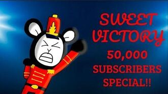 Sweet Victory! (50,000 SUBSCRIBERS SPECIAL!!)