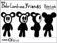 BabyLambModelSheet
