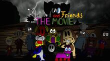 Baby lamb and friends the movie promo art by babylambcartoons ddk0dmj-pre